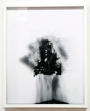 Vincent Como, Procession of Dust (Entropy, Ontology, and the Hubris of Mankind) 003, 2014